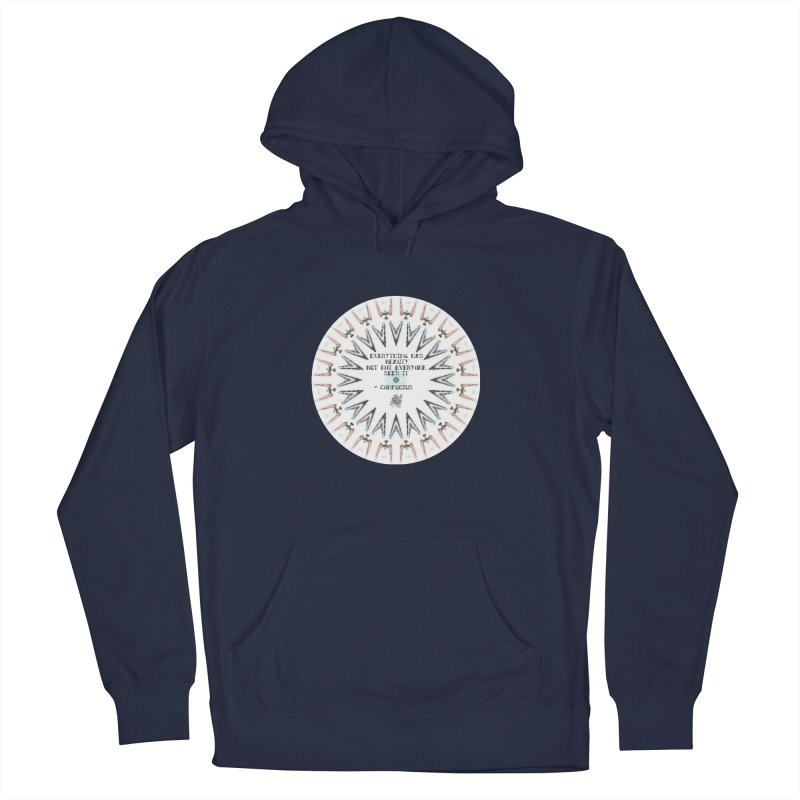 Everything has Beauty Men's Pullover Hoody by riverofchi's Artist Shop