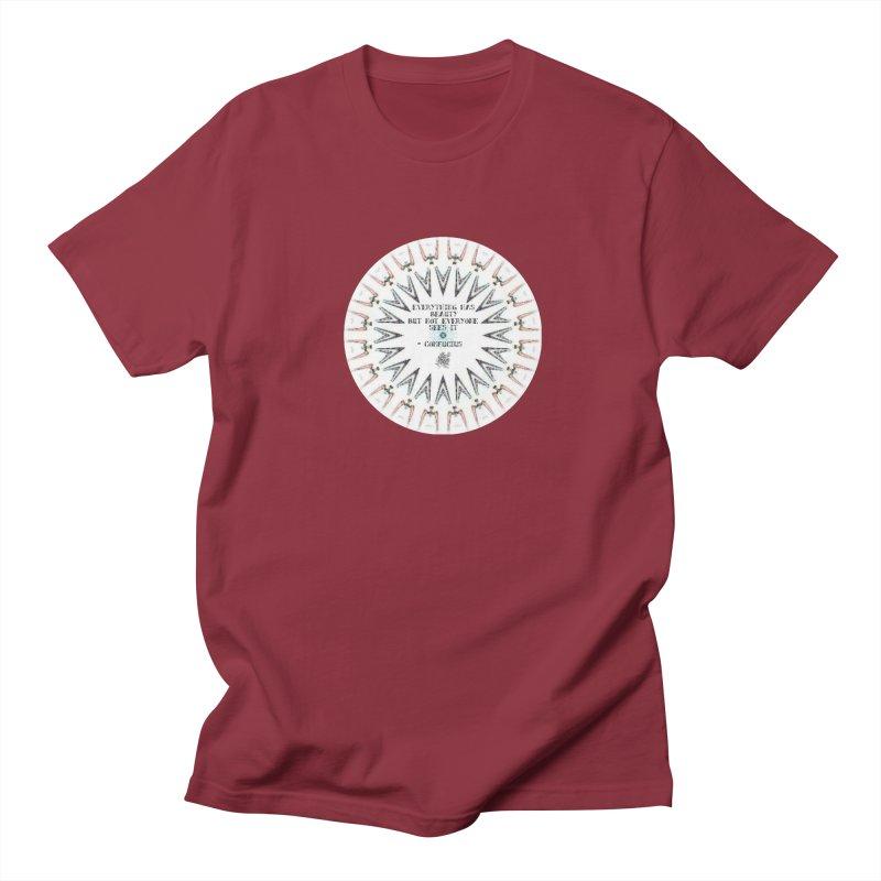 Everything has Beauty Men's Regular T-Shirt by riverofchi's Artist Shop