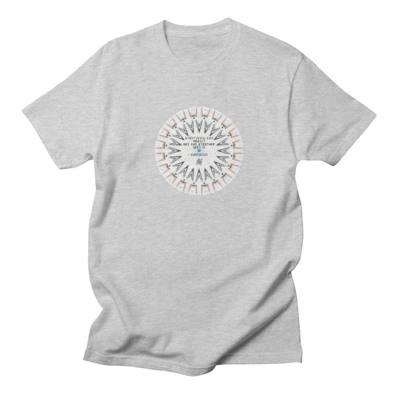 Everything has Beauty Women's Regular Unisex T-Shirt by riverofchi's Artist Shop