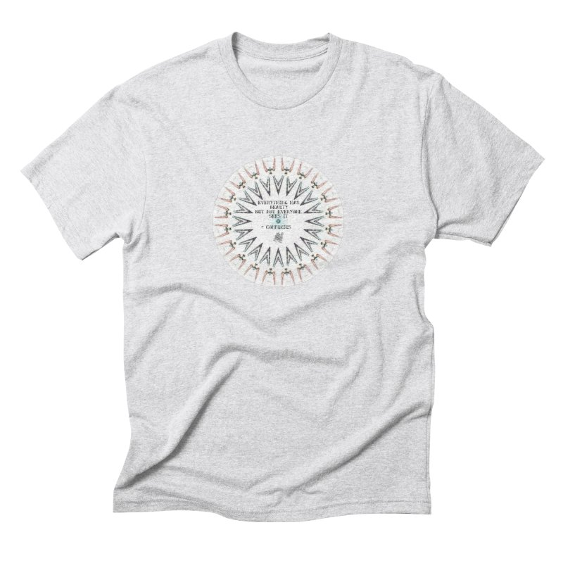 Everything has Beauty Men's Triblend T-Shirt by riverofchi's Artist Shop