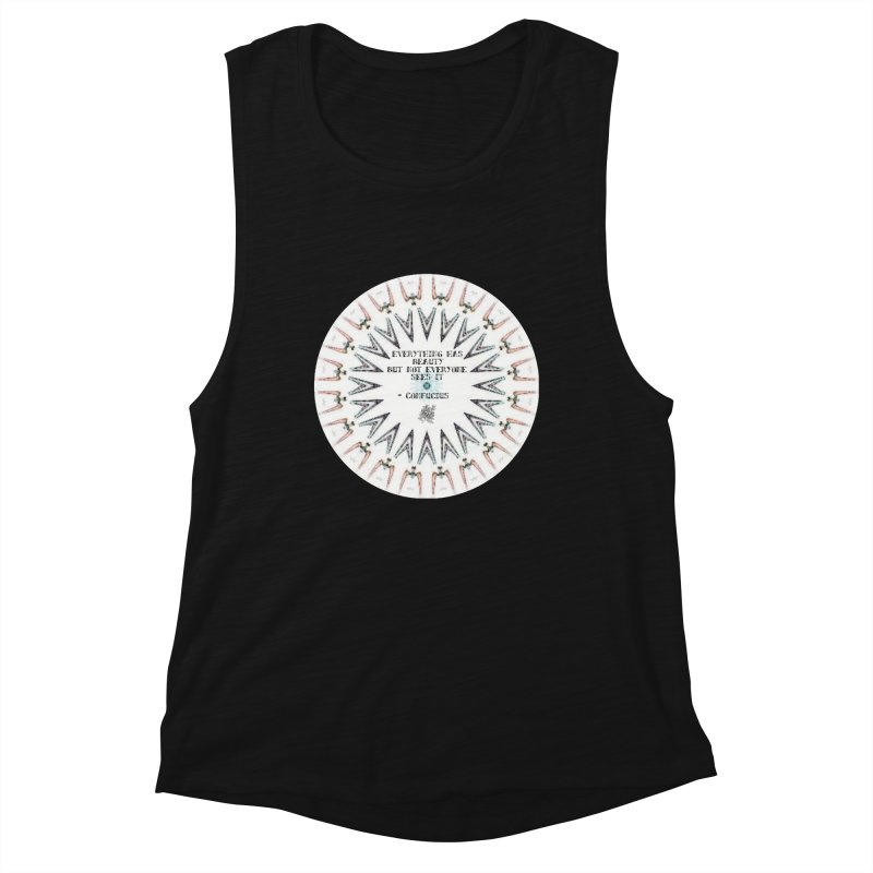 Everything has Beauty Women's Tank by riverofchi's Artist Shop
