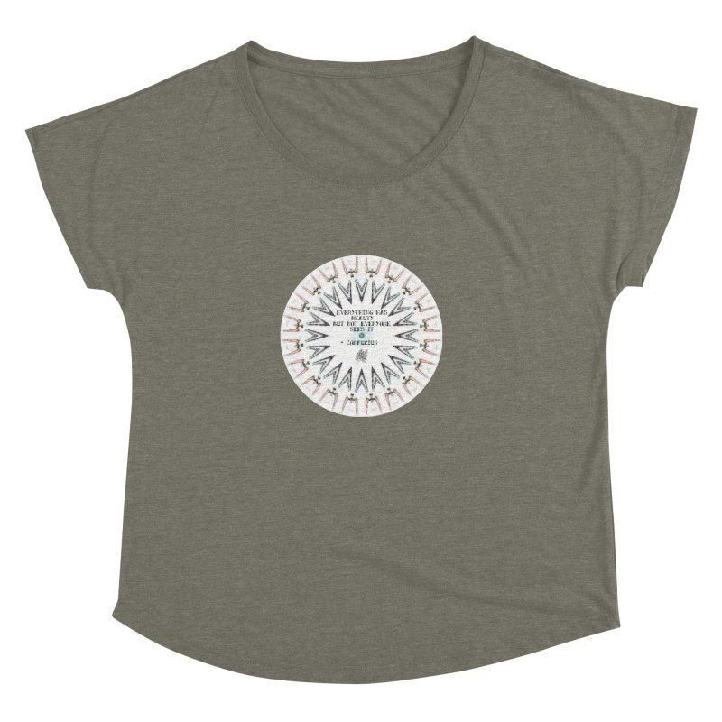 Everything has Beauty Women's Dolman by riverofchi's Artist Shop