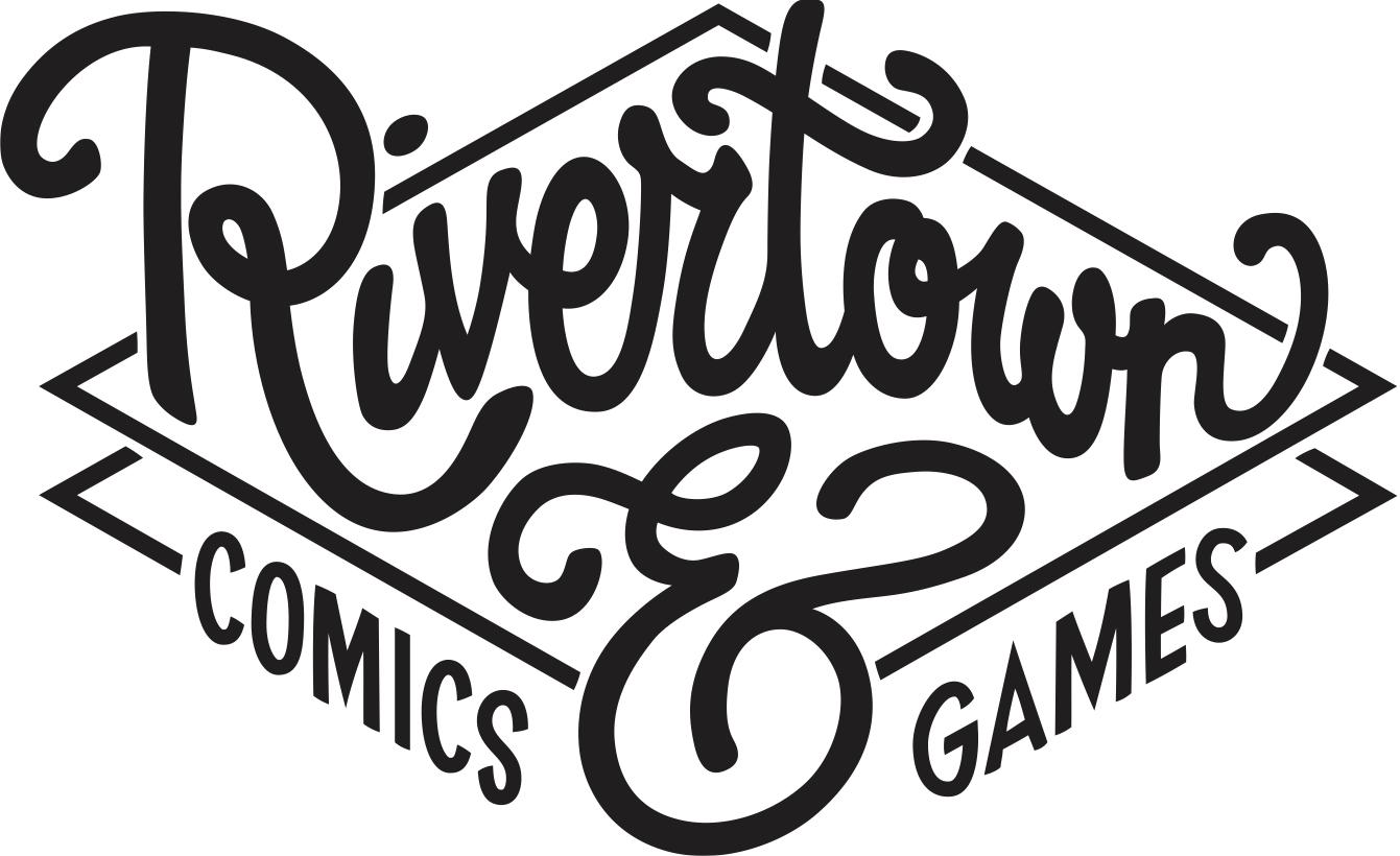 Rivertown Comics & Games Logo