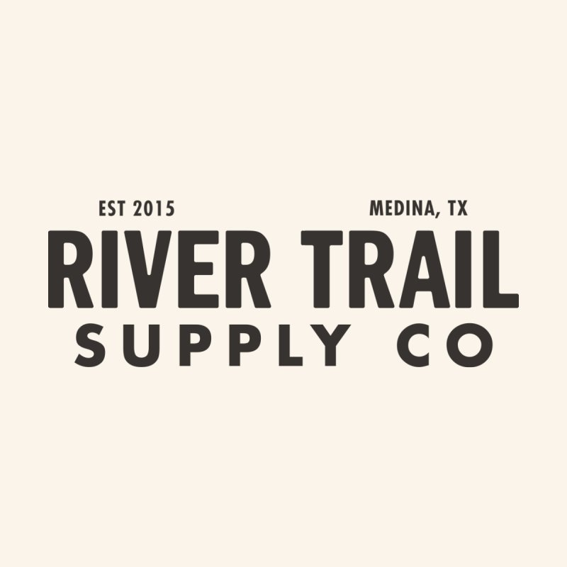River Trail Supply Co Logo Women's Longsleeve T-Shirt by River Trail Supply Company