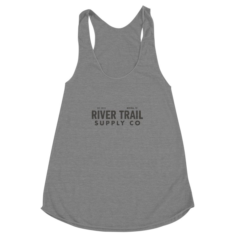 River Trail Supply Co Logo Women's  by River Trail Supply Company