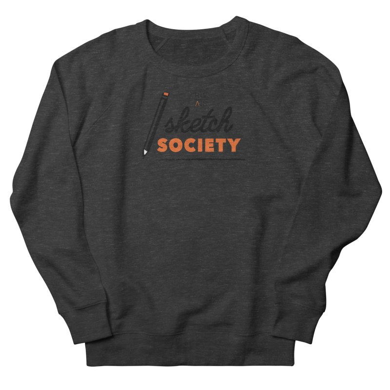 RVAS Sketch Society Women's Sweatshirt by Riverviews Artspace Shop
