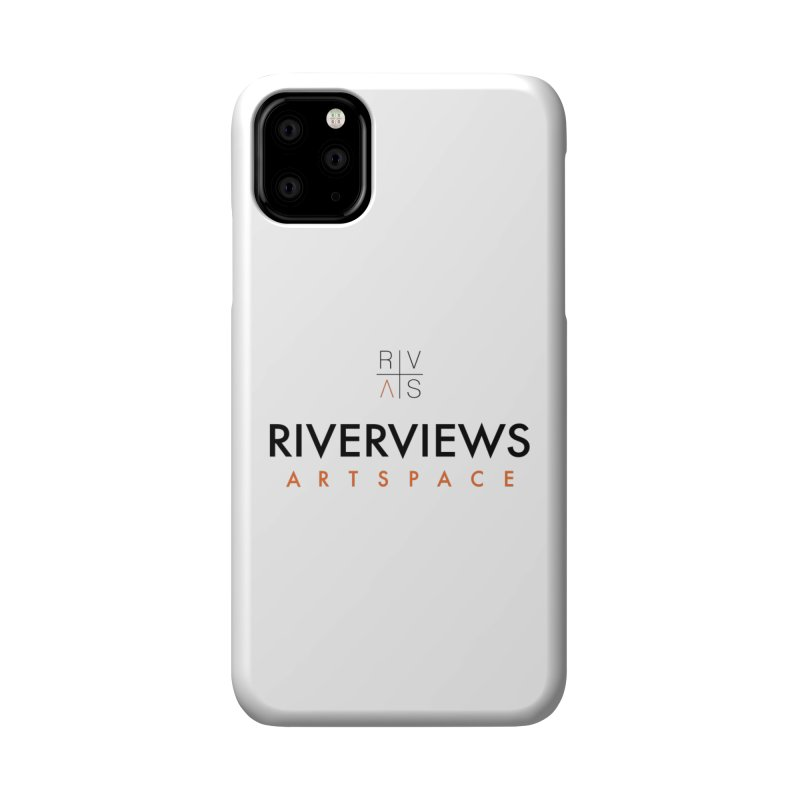 RVAS Logo Accessories Phone Case by Riverviews Artspace Shop