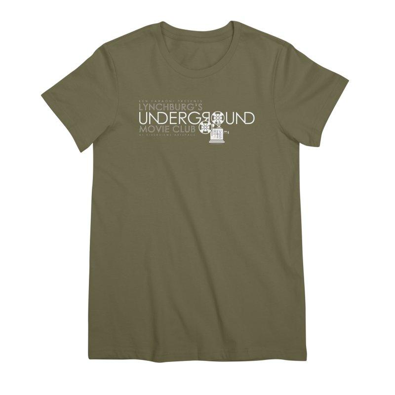 LUMC Logo Women's Premium T-Shirt by Riverviews Artspace Shop