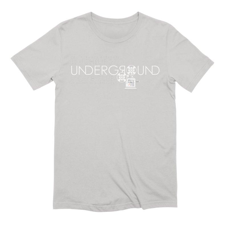 LUMC Logo Men's Extra Soft T-Shirt by Riverviews Artspace Shop