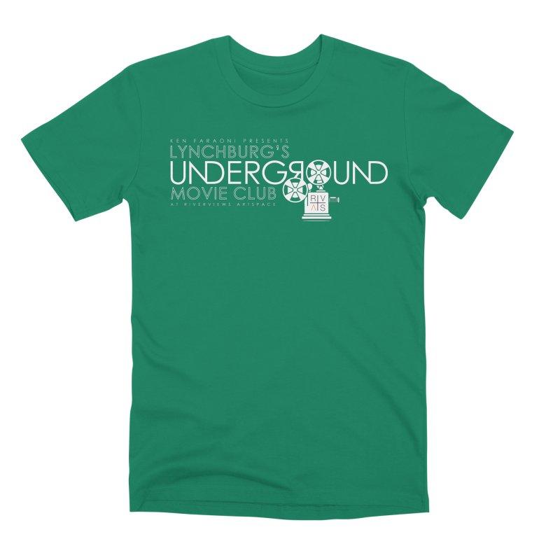 LUMC Logo Men's Premium T-Shirt by Riverviews Artspace Shop
