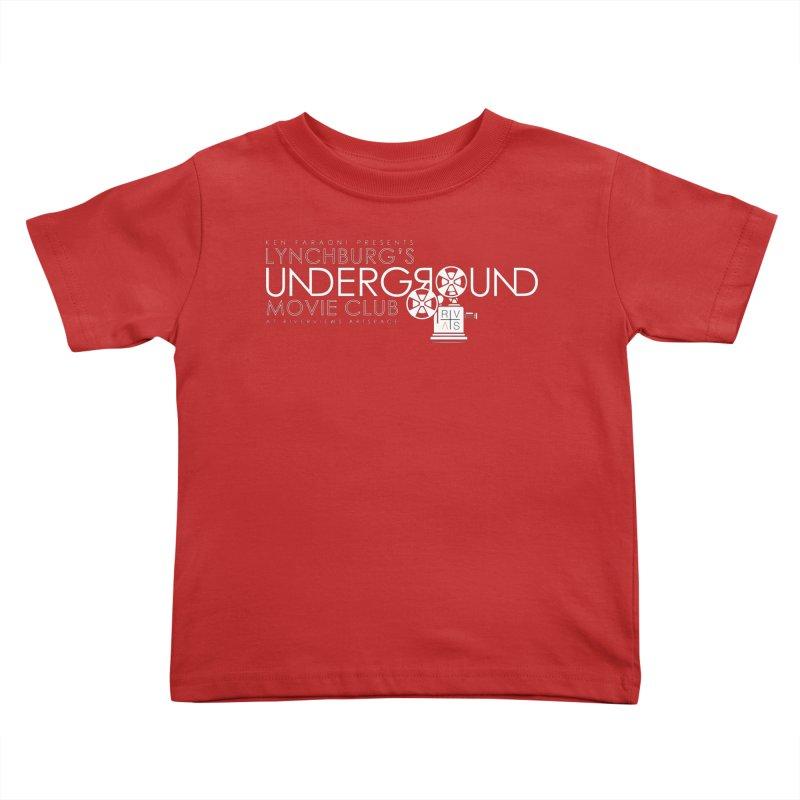 LUMC Logo Kids Toddler T-Shirt by Riverviews Artspace Shop