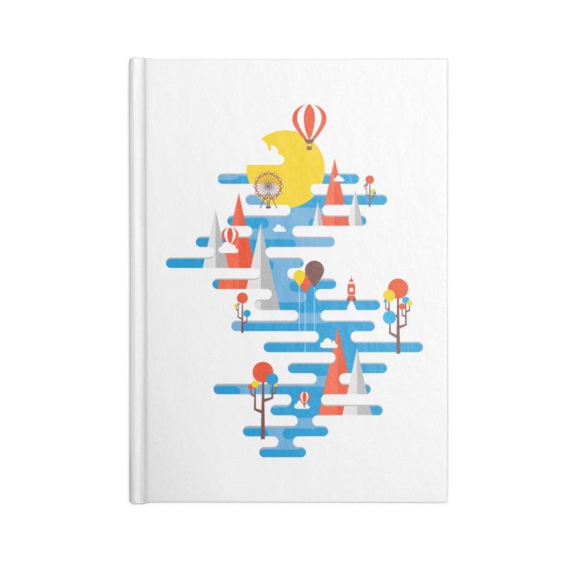 A Beautiful Day Accessories Notebook by Arrivesatten Artist Shop