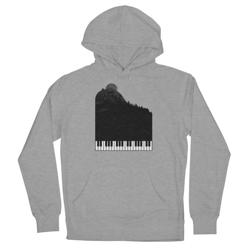 Sound Of Nature Men's Pullover Hoody by Arrivesatten Artist Shop