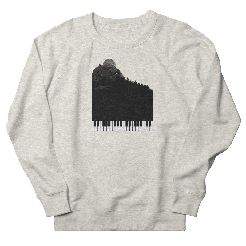 Sound Of Nature Men's Sweatshirt by Arrivesatten Artist Shop