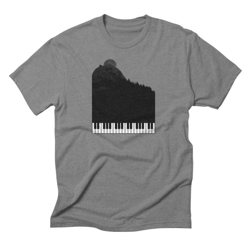 Sound Of Nature Men's Triblend T-shirt by Arrivesatten Artist Shop