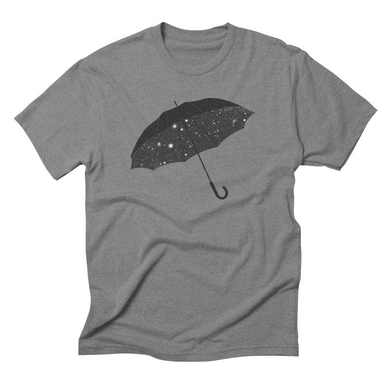 Full Of Stars Men's Triblend T-shirt by Arrivesatten Artist Shop