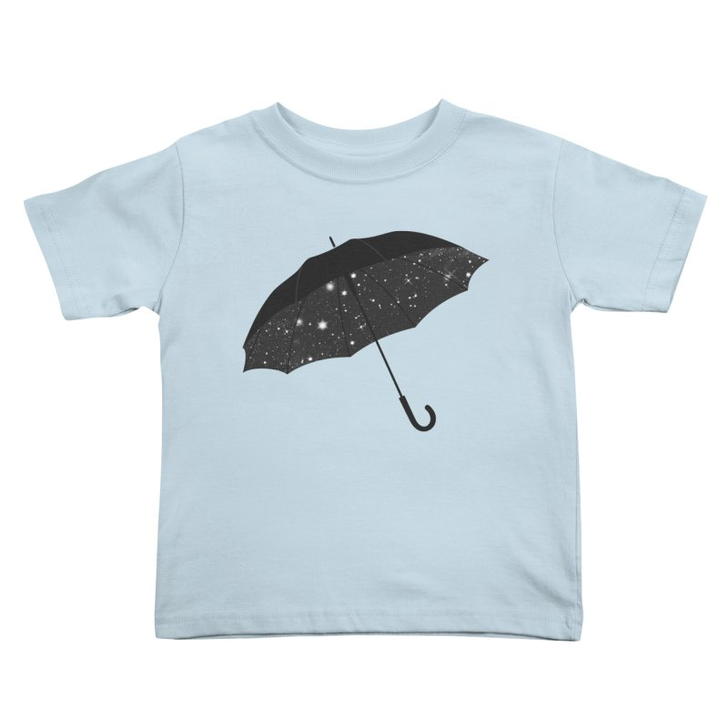 Full Of Stars Kids Toddler T-Shirt by Arrivesatten Artist Shop