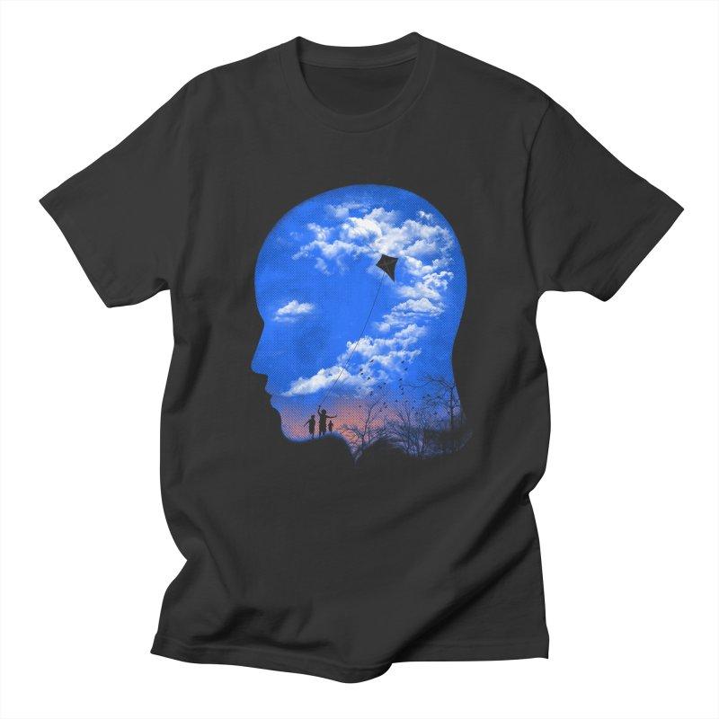 Flying Kite Women's Unisex T-Shirt by Arrivesatten Artist Shop