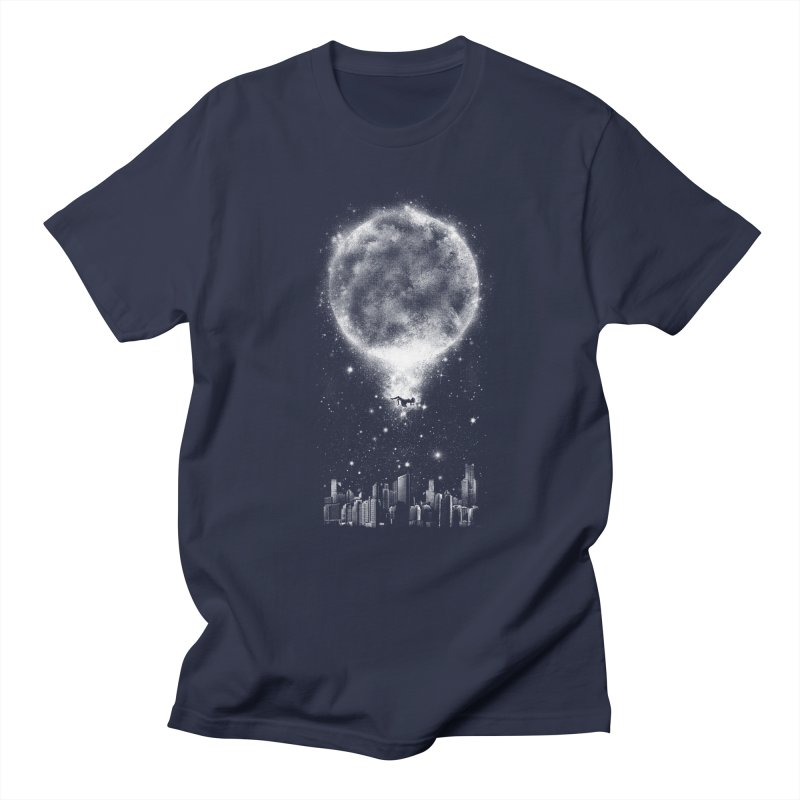 Take Me Back Home Men's T-shirt by Arrivesatten Artist Shop