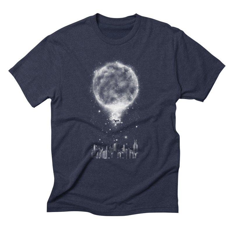 Take Me Back Home Men's Triblend T-shirt by Arrivesatten Artist Shop