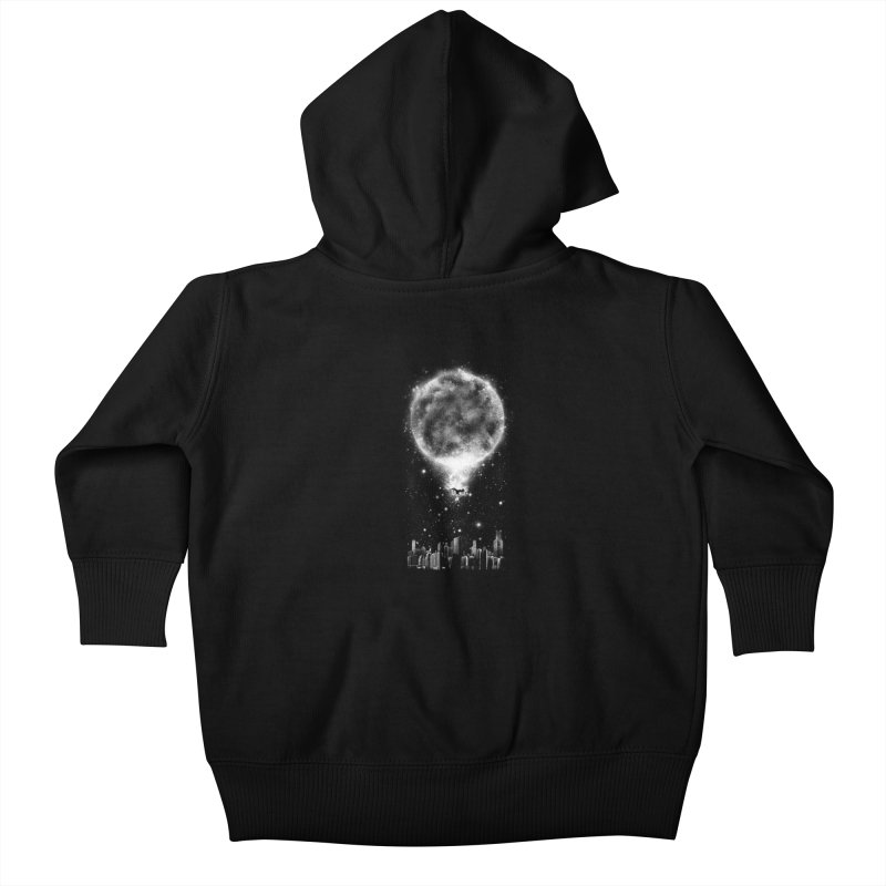 Take Me Back Home Kids Baby Zip-Up Hoody by Arrivesatten Artist Shop