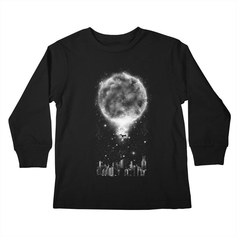 Take Me Back Home Kids Longsleeve T-Shirt by Arrivesatten Artist Shop