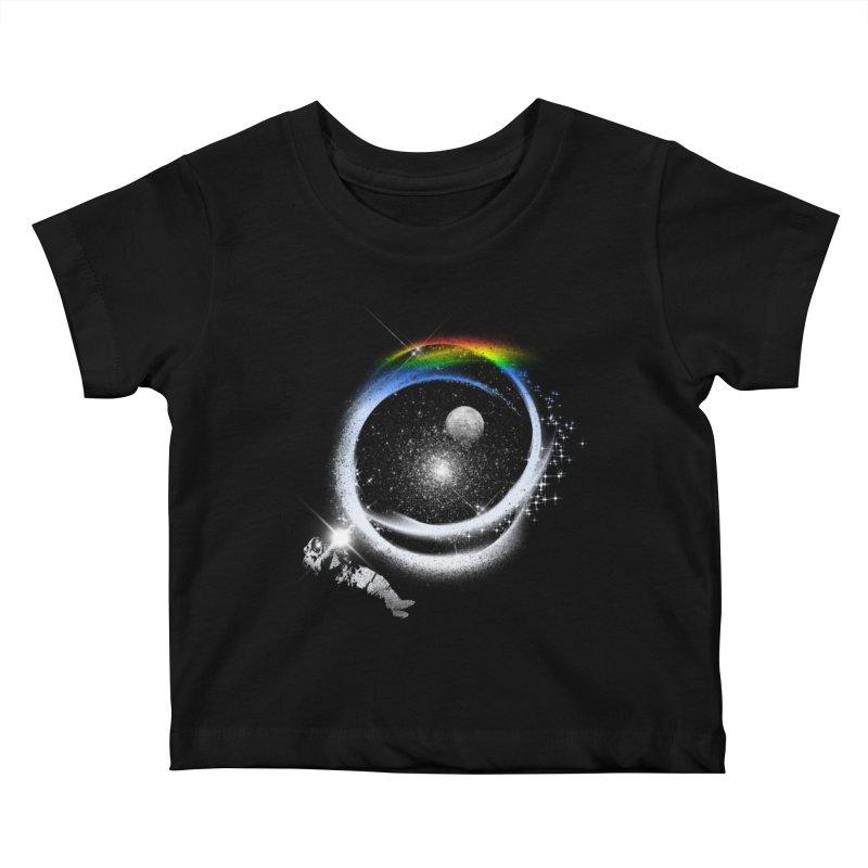 Brightest Hope Kids Baby T-Shirt by Arrivesatten Artist Shop
