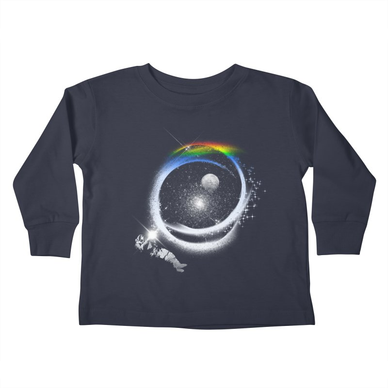Brightest Hope Kids Toddler Longsleeve T-Shirt by Arrivesatten Artist Shop