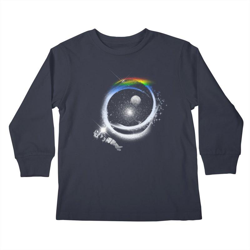 Brightest Hope Kids Longsleeve T-Shirt by Arrivesatten Artist Shop