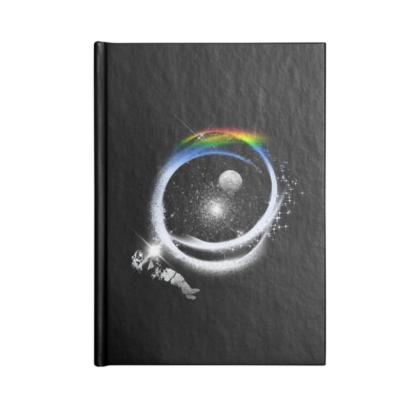 Brightest Hope Accessories Notebook by Arrivesatten Artist Shop