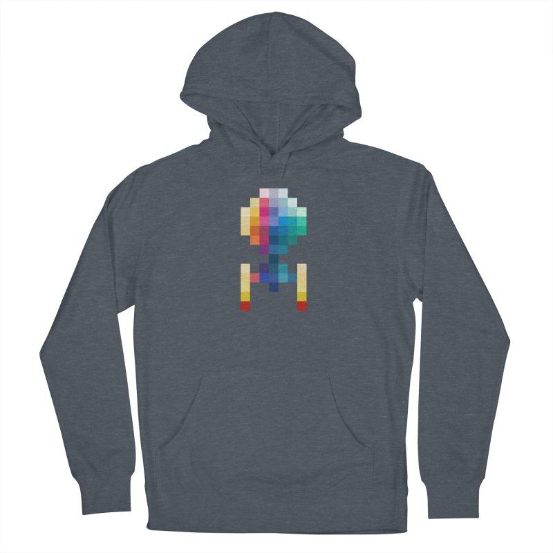 Color Palette Men's Pullover Hoody by Arrivesatten Artist Shop