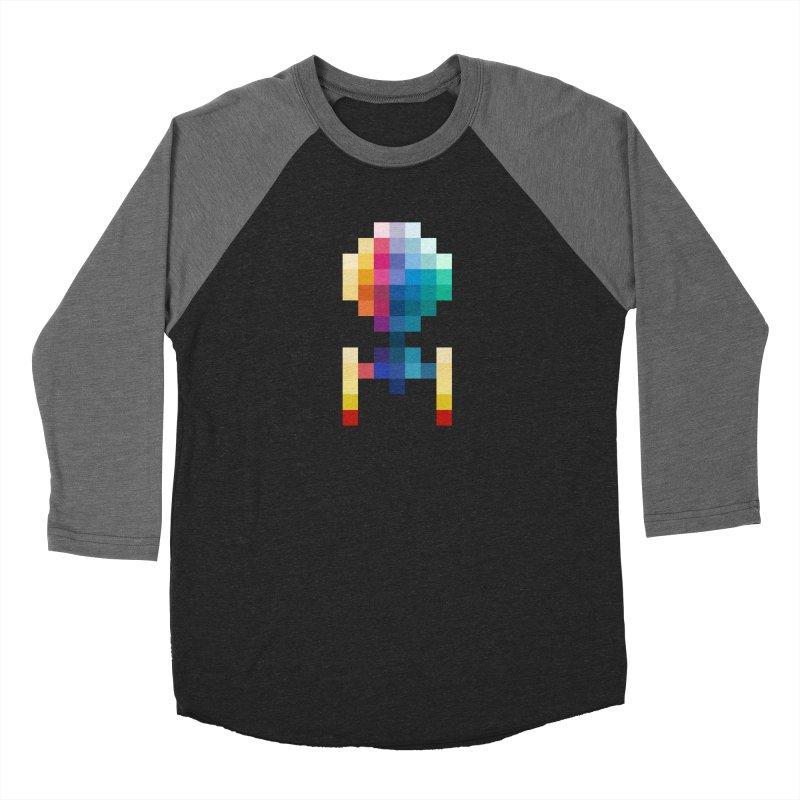 Color Palette Women's Baseball Triblend T-Shirt by Arrivesatten Artist Shop