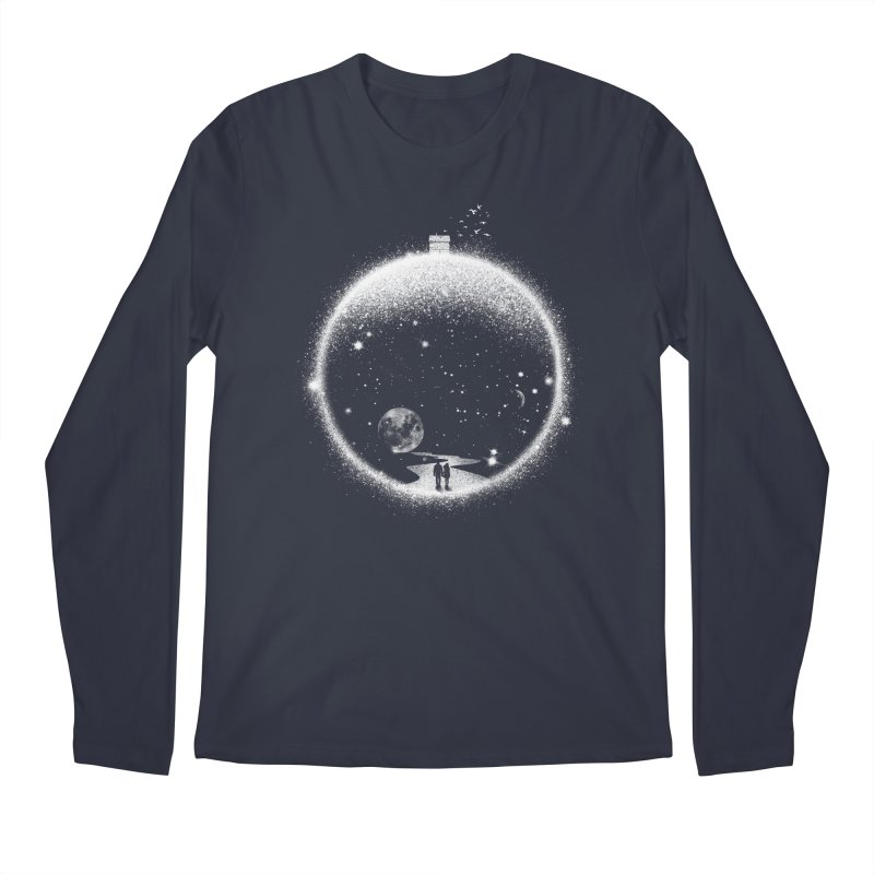 Utopia Men's Longsleeve T-Shirt by Arrivesatten Artist Shop