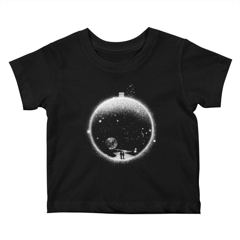 Utopia Kids Baby T-Shirt by Arrivesatten Artist Shop