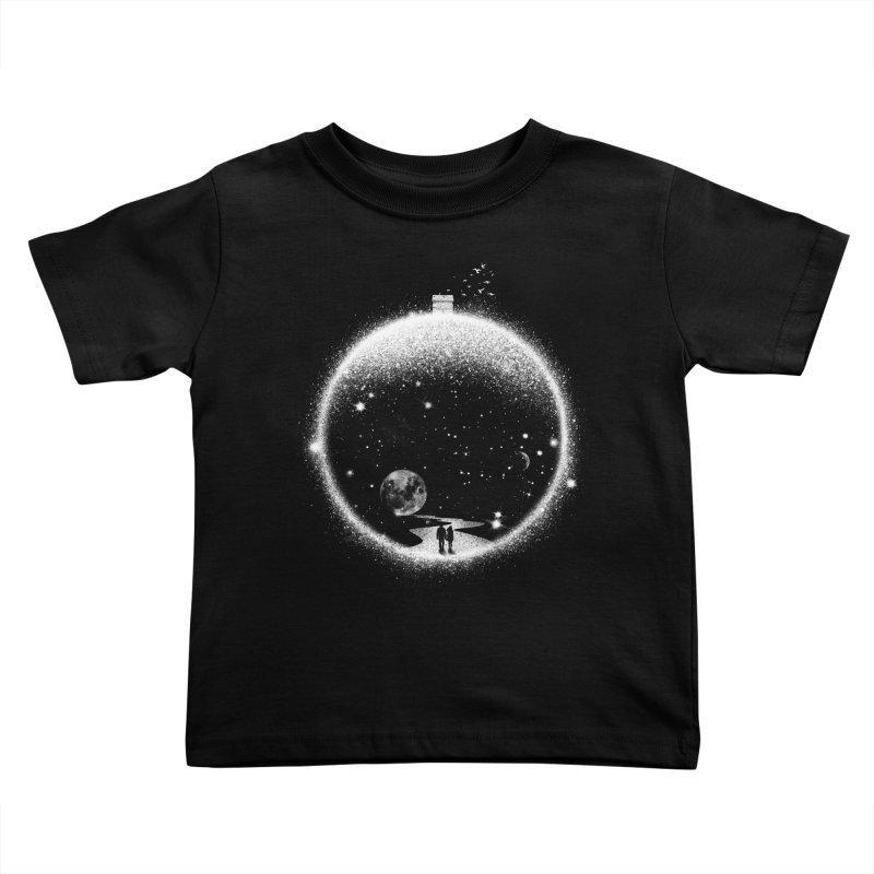 Utopia Kids Toddler T-Shirt by Arrivesatten Artist Shop