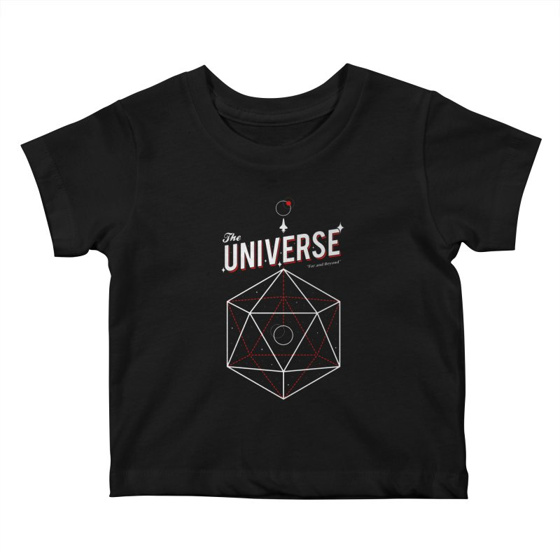 Voyage Kids Baby T-Shirt by Arrivesatten Artist Shop