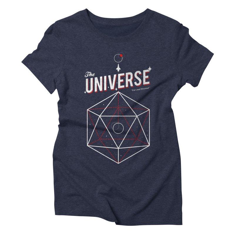 Voyage Women's Triblend T-shirt by Arrivesatten Artist Shop