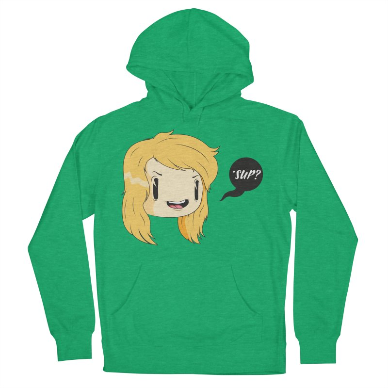 'sup? Women's Pullover Hoody by Rizzofied