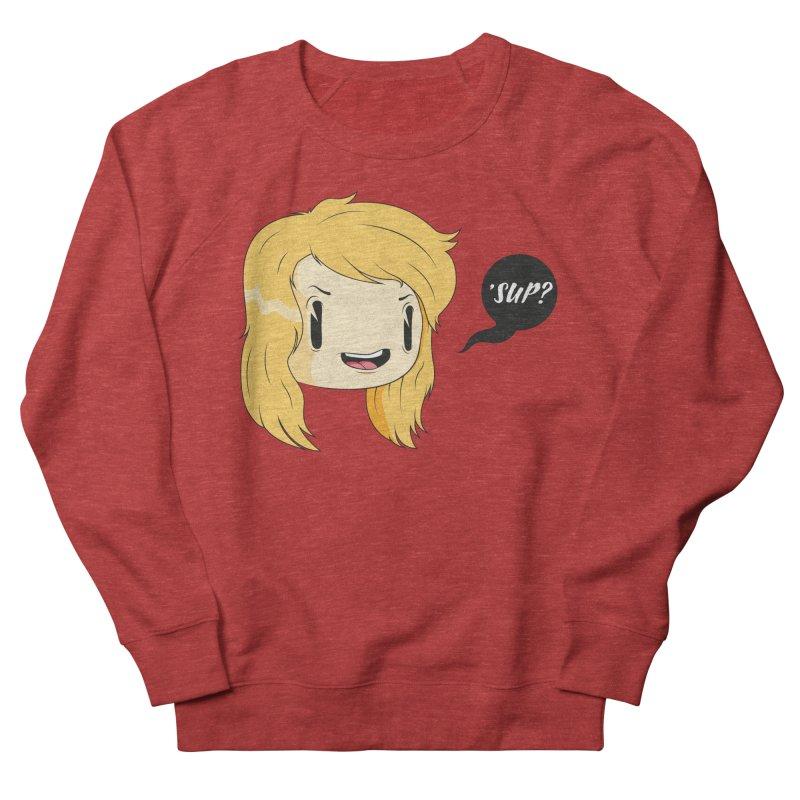 'sup? Women's Sweatshirt by Rizzofied
