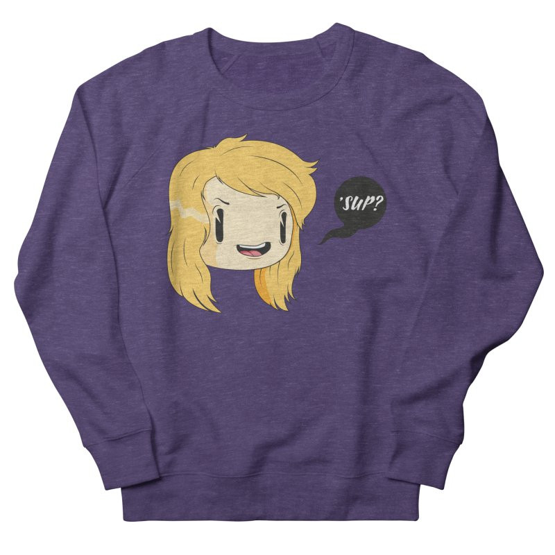 'sup? Men's Sweatshirt by Rizzofied