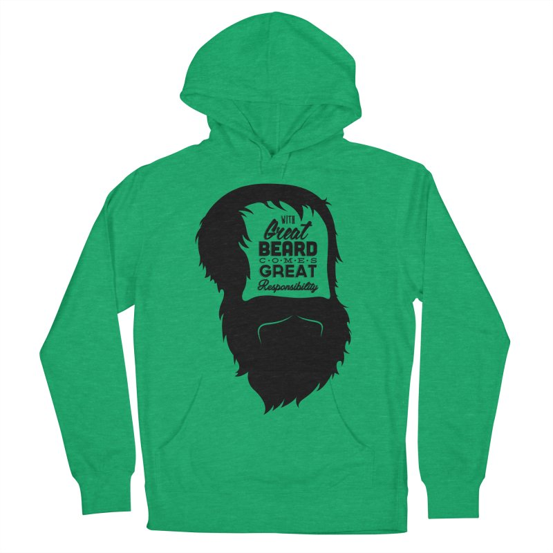Great Beard Women's Pullover Hoody by Rizzofied