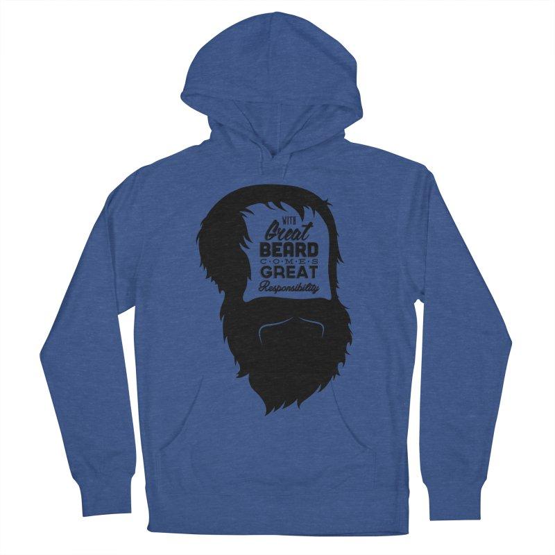 Great Beard Women's Pullover Hoody by Rizzofied