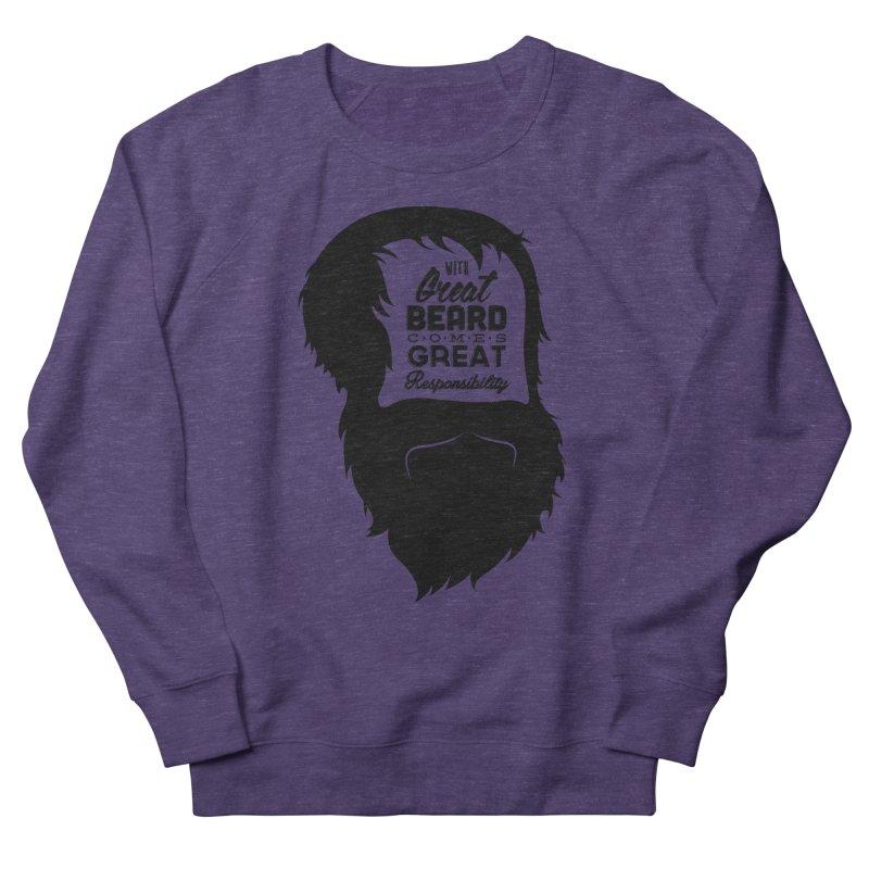 Great Beard Men's Sweatshirt by Rizzofied