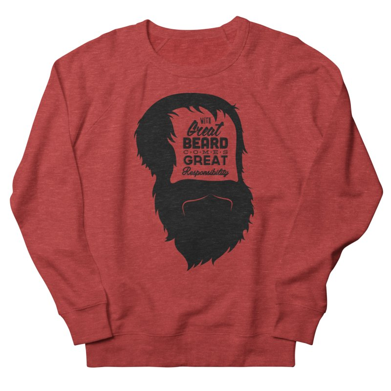 Great Beard Men's Sweatshirt by Rizzofied