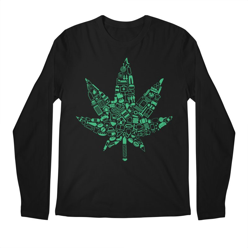 Useful Hemp Men's Longsleeve T-Shirt by Rizzofied