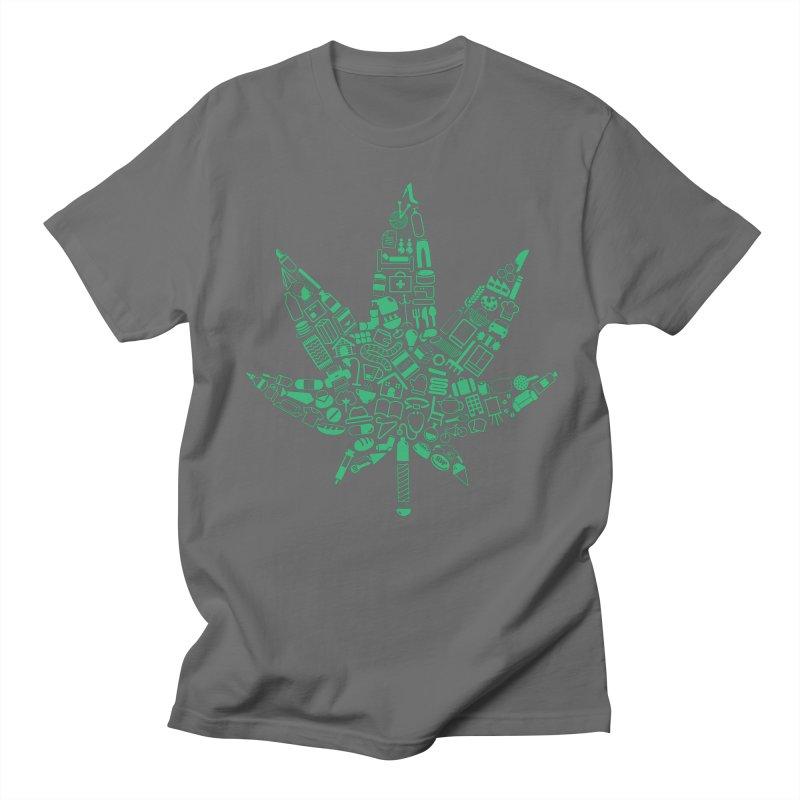 Useful Hemp Men's T-Shirt by Rizzofied