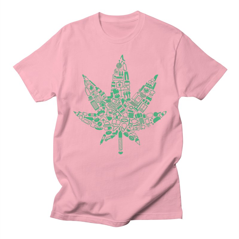 Useful Hemp Men's T-shirt by Rizzofied