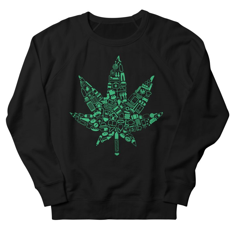 Useful Hemp Men's Sweatshirt by Rizzofied
