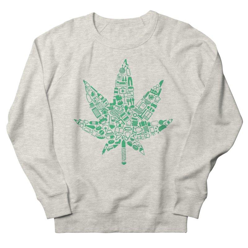 Useful Hemp Men's Sweatshirt by Rizzofied