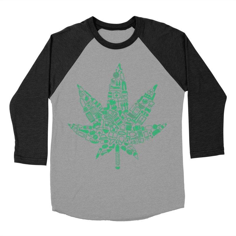 Useful Hemp Women's Baseball Triblend T-Shirt by Rizzofied